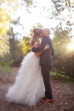 um, that dress is amazing! sarah + lou. photo by max wanger