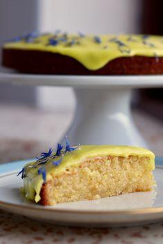 Yummy Eats, I Love Food, Vanilla Cake, Cheesecake, Deserts, Sweets, Snacks, Cooking, Is