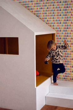 anunkblog, kidsroom, house in house