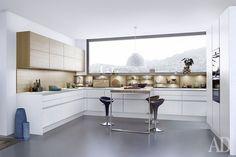 Как оформить кухню: 27 вариантов | Практикум | AD Magazine