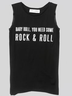 Baby Doll Muscle Tank - Gypsy Warrior