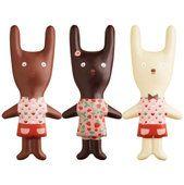 Mazet de Montargis - Lapins de Pâques garnis - Mini-Labo