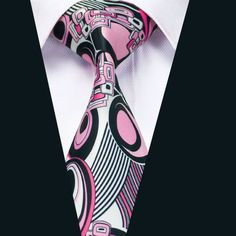 New Arrival Fashion Colorful Print Men`s Cotton Tie High Quality Design Necktie Neckwear For Wedding Party