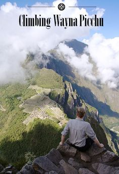 Wayna Picchu is the impressive mountain behind Machu Picchu. A beautiful bird's eye view is garanted for those who manage the perilous stairs of death. Here is how to hike this mountain and how to get tickets