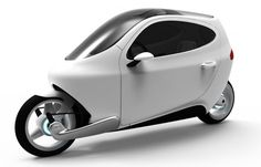 Lit C-1 - due to be in full production late 2013. If this comes to Oz, I may well learn to ride a bike!