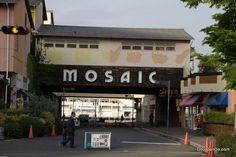 Kobe Mosaic