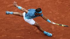 Rafael Nadal gewann bereits 9-Mal die French Open. Bild © dpa