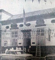 Antigua sede de la lotería del Zulia (1962)