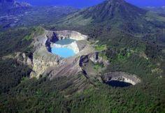 Top 10 Unusual Volcanic Craters