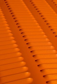~ Hood Abstract by Jon Matthies · Easy Louver - Photo de Jon Matthies sur Flickr (cc) #orange #hood