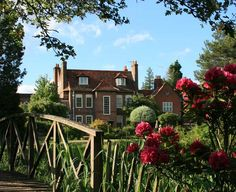Byfleet Manor (Dowager House in Downton Abbey)