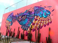 15 Artistas urbanos que hacen de México un lugar más bello - Farid Rueda