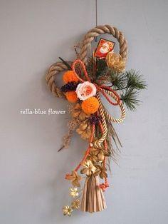 新年☆ の画像|静岡市フラワーアレンジメンント教室&ブーケサロン レラブルー rella-blue flower