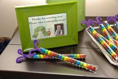 The Very Hungry Caterpillar Birthday Party Ideas | Photo 15 of 46 | Catch My Party