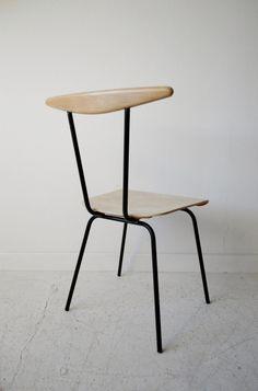 Wim Rietveld 'Dressboy' chair, Auping, Holland 1960, from www.osimodern.com