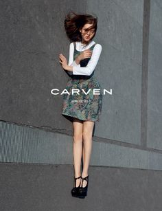 Carven's Fall 2012 ad campaign : Anais Pouliot by photographer Viviane Sassen Foto Fashion, Fashion News, Fashion Models, Fashion Beauty, Fashion Trends, Viviane Sassen, Fashion Advertising, Mode Editorials, Jolie Photo