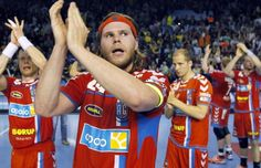 In some countries a big sport:  Handball. With danish Mikkel Hansen as the best player in the world 2012. And danish club AGK reaching Europes Final4 CL, after beating mighty Barcalona.