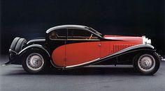1932 Bugatti Type 50T Coupe Profilee