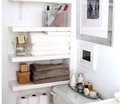 etageres-stratifie-dans-coin-wc-dans-salle-de-bains – Décoration Maison et Idées déco Peinture par Pièce