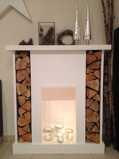 DIY Kamin by EngelsWerke