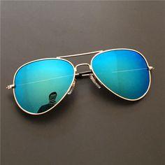 2017 di Modo Donne Degli Uomini Polarizzati Pilota Occhiali Da Sole UV400 Progettista di Marca aviation Occhiali Da Sole per le donne 3025 oculos occhiali