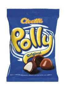 10 Bags x of Cloetta Polly Original - Swedish - Milk Chocolate - Chocolate Dragees - Candies - Sweets *** Awesome product. Click the image Candy Recipes, Gourmet Recipes, Lollipop Candy, Candy Cookies, Swedish Recipes, Baking Supplies, Candy Shop, Gelatin, Chocolate Covered