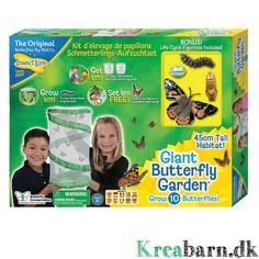 Stor Sommerfugle Farm – Kreabarn.dk -   Kreabarn.dk sætter børn i fokus. Følg med på Facebook, instagram, pinterest og vores blog, kreatip.