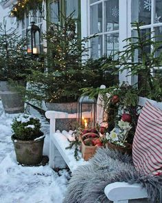 Outdoor Winter ideas