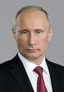 Vladimir Putin From Wikipedia, the free encyclopedia. President of Russia. Vladimir Vladimirovich Putin.