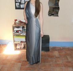 Robe longue Manoukian