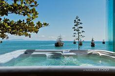 Cliente: Beach Front Harbor - www.beachfrontharbor.com. Projeto Juliana Pippi Arquitetura e Design. Florianópolis/SC - Brasil. Foto © Mariana Boro - A CASAA