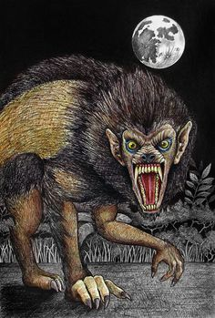Philippines' SIGBIN __ The Sigbin or Sigben is a creature in Philippine mythology said to come out at night to suck the blood of victims from their shadows.