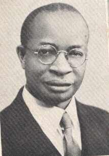 """Herman Dreer - distinguished Omega Man and author of """"The History of Omega Psi Phi Fraternity""""."""