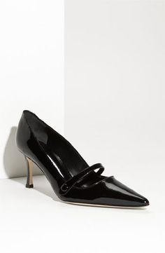 Manolo Blahnik 'Mladari' Mary Jane Pump