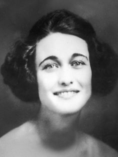 a young Wallis Simpson her love story with Edward was hardly that.  Once he gave up  the throne for her the royal family would have nothing to do with them,their social life ended, they were shunned and she had to take care of a husband dying of lung cancer.  Romantic huh??
