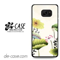 Vinteage Lotus Flower DEAL-11746 Samsung Phonecase Cover For Samsung Galaxy Note 7