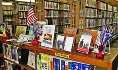 Manchester City Library celebrates #ConstitutionDay! This GPO Federal depository library in New Hampshire creatively displays the pocket Constitution and other government documents. Get your copy of the pocket Constitution from GPO's Online Bookstore: https://bookstore.gpo.gov/products/sku/052-071-01545-1