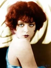 The It Girl Clara Bow Hollywood Vintage by ThePreciousPast Flapper Girls, 1920s Flapper, Flappers 1920s, Old Hollywood, Hollywood Glamour, Hollywood Actresses, Silent Film Stars, Movie Stars, 1920s Makeup