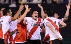River clasifica a final de Libertadores al empatar 1-1 con Guaraní