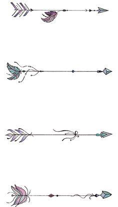 """""""Boho Arrows Set by Marie Funseth. arrow tattoo 'Boho Arrows Set Sticker by Marie Funseth Arrow Tattoos For Women, Small Arrow Tattoos, Dragon Tattoo For Women, Small Tattoos, Tiny Tattoo, Boho Tattoos, Wrist Tattoos, Cute Tattoos, Body Art Tattoos"""