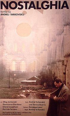Nostalghia, Andrei Tarkovsky,  1983.