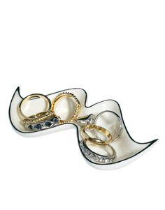 Moustache Jewelry Dish