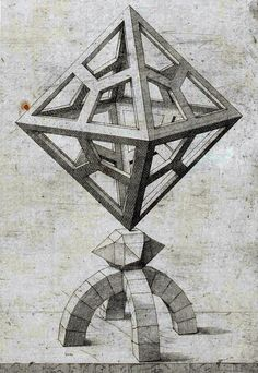 52 Geometrical Shapes Pencil Drawing Ideas - New Geometry Pattern, Geometry Art, Sacred Geometry, 3d Drawings, Pencil Drawings, Geometric Designs, Geometric Shapes, Tattoo Geometrique, Geometric Drawing