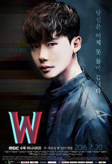 Download Drama Korea W Two World Sub Indo : download, drama, korea, world, Worlds, Second, World,