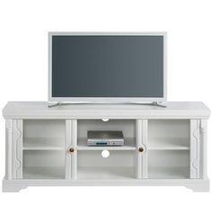 TV-Lowboard, Home affaire, »Vilma«, Breite 129 cm Jetzt bestellen unter: https://moebel.ladendirekt.de/wohnzimmer/tv-hifi-moebel/tv-lowboards/?uid=17cd8651-03da-59eb-8e0f-42b0890fed9f&utm_source=pinterest&utm_medium=pin&utm_campaign=boards #phonomöbel #haus #tvlowboards #wohnzimmer #tvhifimoebel