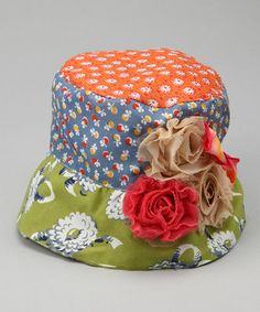 Wiggy Studio- cute hats for little girls!