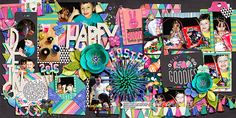 created using studio flergs' a birthday wish collection and studio basics' moodboard templates along with cindy schneider's spring journal card templates