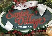 Santa's village in New Hampshire. Even at 30, I still need to visit every year.