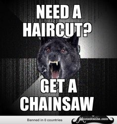 Insanity Wolf: Chainsaw...