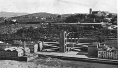 Le Rampe and Piazzale Michelangelo